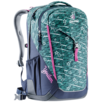 School backpack Ypsilon Green