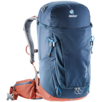 Hiking backpack Trail Pro 32 Blue Red