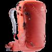 Ski tour backpack Freerider Pro 34+ Red orange