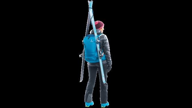Modular Ski Attachment