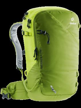 Mochila para esquí de montaña Freerider Pro 34+