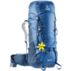 Trekking backpack Aircontact 40 + 10 SL Blue Blue