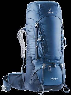 Trekking backpack Aircontact 55+10