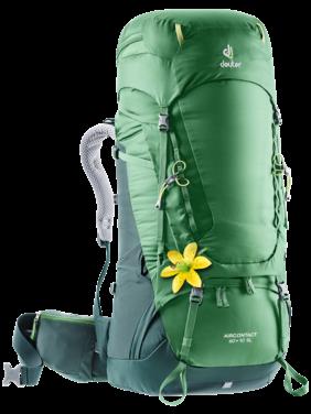 Trekking backpack Aircontact 60+10 SL