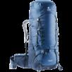 Trekkingrucksack Aircontact 65+10 Blau Blau