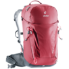 Hiking backpack Trail 26 Red Grey