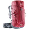 Hiking backpack Trail 30 Red Grey