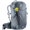 Hiking backpack Trail Pro 30 SL Grey Black
