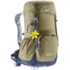 Hiking backpack Zugspitze 22 SL Blue brown