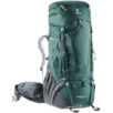 Trekking backpack Aircontact PRO 70+15 Green Grey