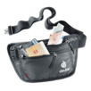 Travel item Security Money Belt I RFID BLOCK Black