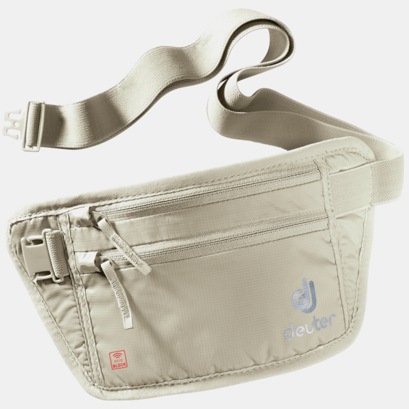Travel item Security Money Belt I RFID BLOCK