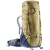 Trekking backpack Aircontact Pro 60+15 brown