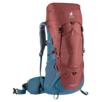 Trekking backpack Aircontact Lite 40+10 Red