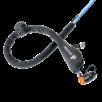 Hydration system Streamer Tube Insulator Black
