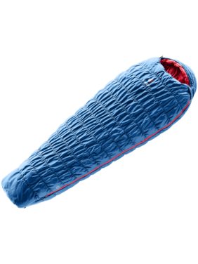 Sacco a pelo in fibra sintetica Exosphere -10° L