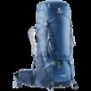 Trekking backpack Aircontact 55+10 Blue