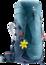 Trekking backpack Aircontact Lite 45 + 10 SL Blue