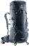 Trekking backpack Aircontact Lite 50 + 10 Black