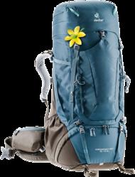 Trekking backpack Aircontact Pro 65+15 SL
