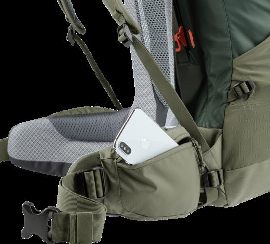 Trekking backpack Futura Air Trek 60 + 10
