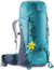 Trekking backpack Aircontact 40 + 10 SL Turquoise