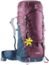 Trekking backpack Aircontact 50+10 SL Purple