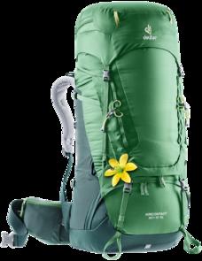 Trekking backpack Aircontact 60 + 10 SL