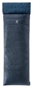 Down sleeping bag ink-marine
