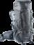 Trekking backpack Aircontact Pro 60+15 Grey