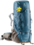 Trekking backpack Aircontact Pro 65+15 SL Blue