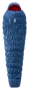 Synthetic fibre sleeping bag Exosphere -10°