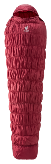 Synthetic fibre sleeping bag Exosphere -6° L