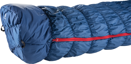 Synthetic fibre sleeping bag Exosphere -10° L