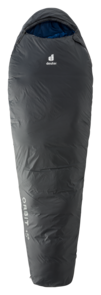Synthetic fibre sleeping bag Orbit +5° L