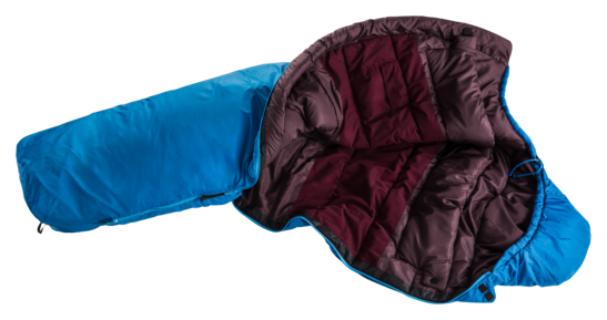 Synthetic fibre sleeping bag Orbit 0° SL