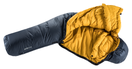 Down sleeping bag Astro 500