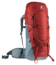 Trekking backpack Aircontact 45 + 10  Red