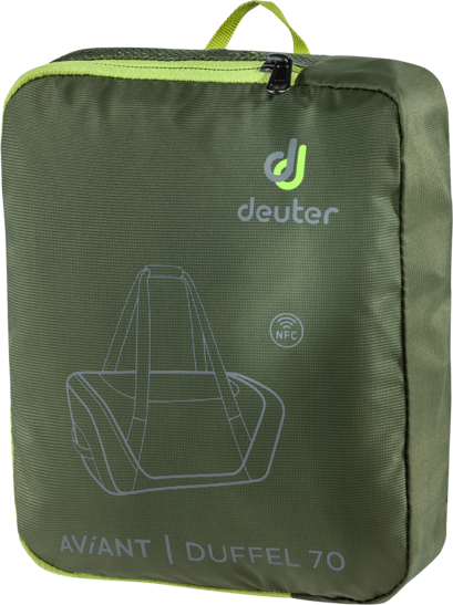 Duffel bag AViANT Duffel 70