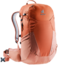Hiking backpack Futura 25 SL Red