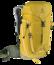 Hiking backpack Trail 22 yellow