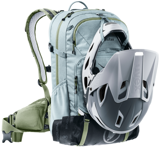 Bike backpack Attack 18 SL