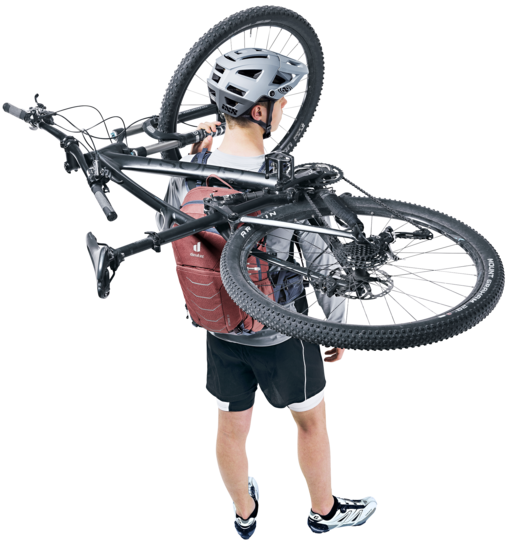 Bike backpack Attack 20