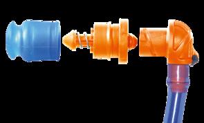 Sistema di idratazione Streamer Helix Valve