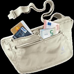 Artículos de viaje Security Money Belt ll