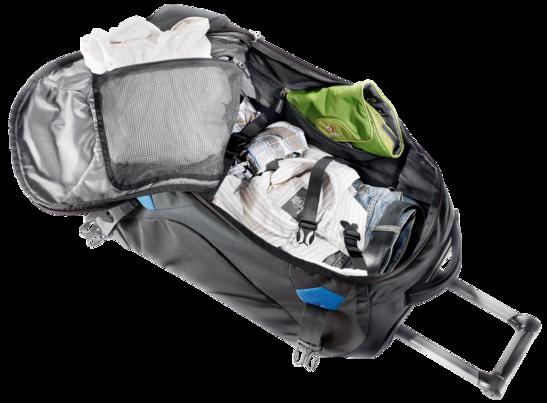 Wheeled Luggage Helion 60