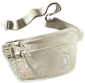 Article de voyage Security Money Belt l RFID BLOCK