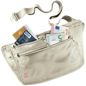 Reiseaccessoire Security Money Belt ll RFID BLOCK