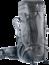 Trekkingrucksack Aircontact PRO 70 + 15 Grau