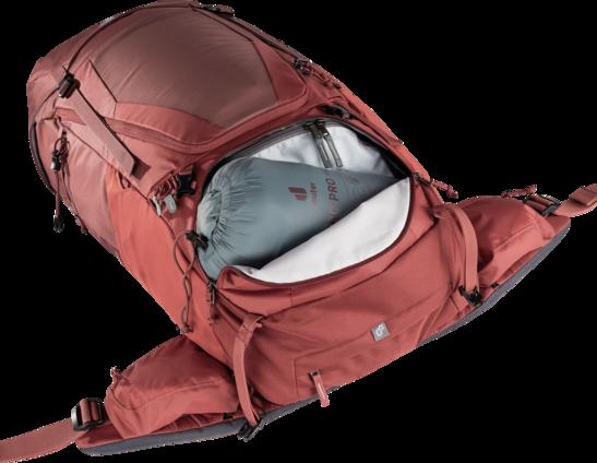 Trekkingrugzak Futura Air Trek 55+10 SL